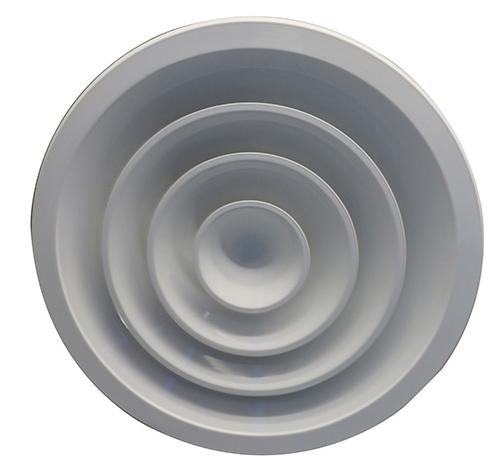 河南铝合金圆形风口