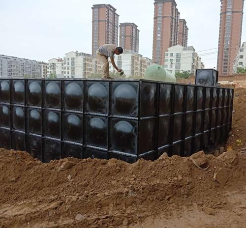 河北BDF地埋水箱生产厂家